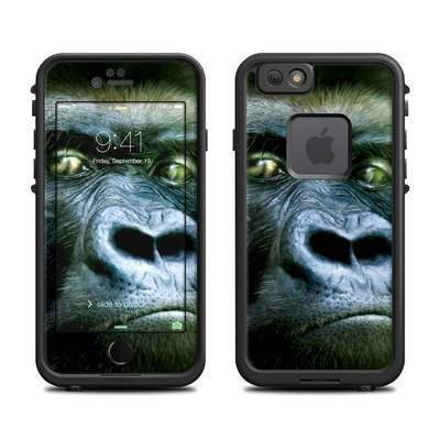 Lifeproof iPhone 6 Fre Case Skin - Silverback