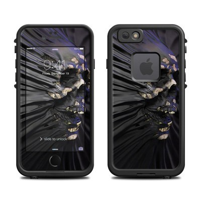 Lifeproof iPhone 6 Fre Case Skin - Skull Breach