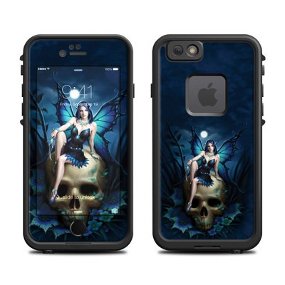 Lifeproof iPhone 6 Fre Case Skin - Skull Fairy