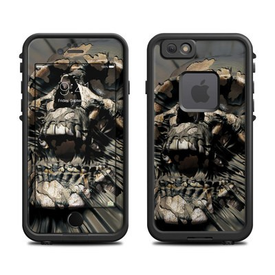 Lifeproof iPhone 6 Fre Case Skin - Skull Wrap