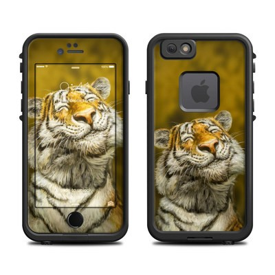 Lifeproof iPhone 6 Fre Case Skin - Smiling Tiger