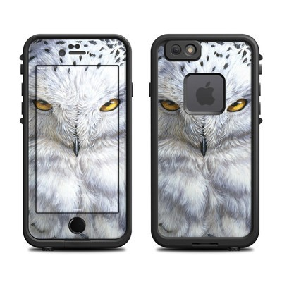 Lifeproof iPhone 6 Fre Case Skin - Snowy Owl