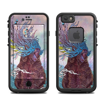 Lifeproof iPhone 6 Fre Case Skin - Spirit Bear