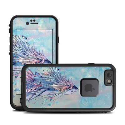 Lifeproof iPhone 6 Fre Case Skin - Spirit Shark