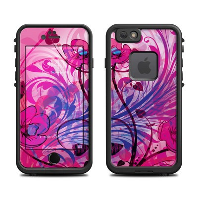 Lifeproof iPhone 6 Fre Case Skin - Spring Breeze