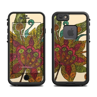 Lifeproof iPhone 6 Fre Case Skin - Spring Flower