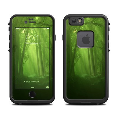 Lifeproof iPhone 6 Fre Case Skin - Spring Wood