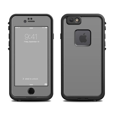 Lifeproof iPhone 6 Fre Case Skin - Solid State Grey