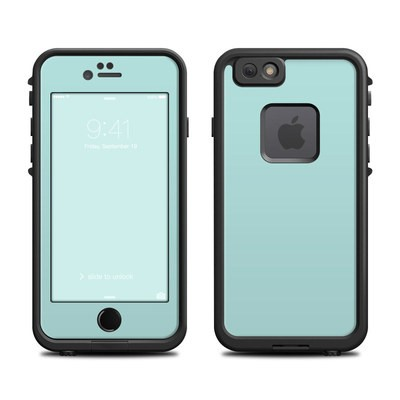 Lifeproof iPhone 6 Fre Case Skin - Solid State Mint