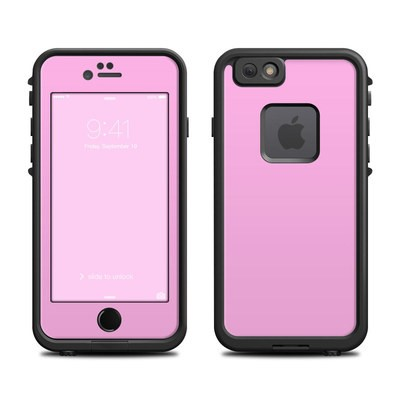 Lifeproof iPhone 6 Fre Case Skin - Solid State Pink