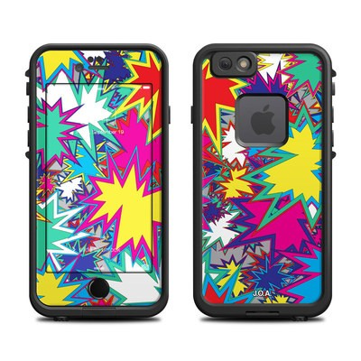 Lifeproof iPhone 6 Fre Case Skin - Starzz