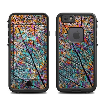 Lifeproof iPhone 6 Fre Case Skin - Stained Aspen