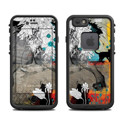 Lifeproof iPhone 6 Fre Case Skin - Stay Awhile