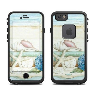 Lifeproof iPhone 6 Fre Case Skin - Stories of the Sea