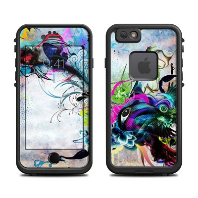 Lifeproof iPhone 6 Fre Case Skin - Streaming Eye