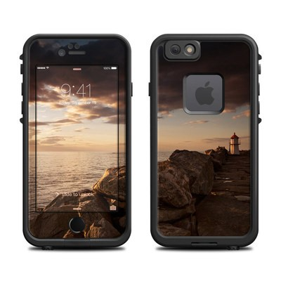 Lifeproof iPhone 6 Fre Case Skin - Sunset Beacon