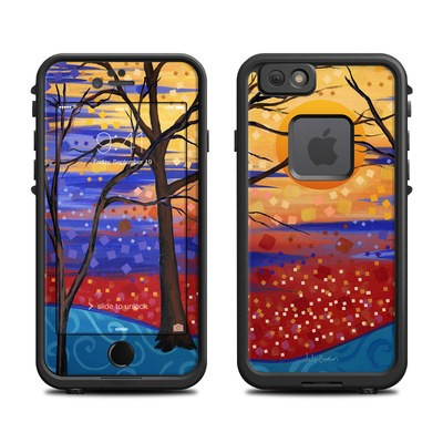 Lifeproof iPhone 6 Fre Case Skin - Sunset Moon