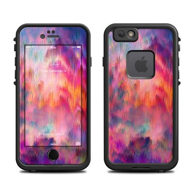 Lifeproof iPhone 6 Fre Case Skin - Sunset Storm