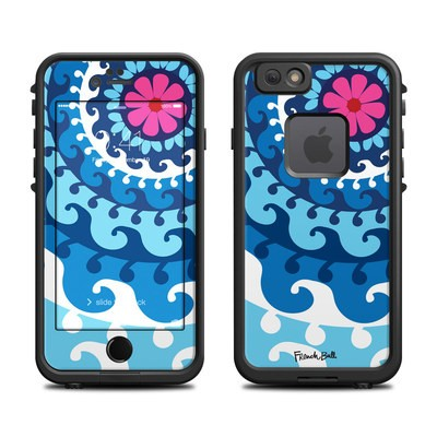 Lifeproof iPhone 6 Fre Case Skin - Sus Blue