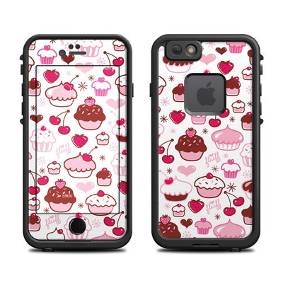Lifeproof iPhone 6 Fre Case Skin - Sweet Shoppe