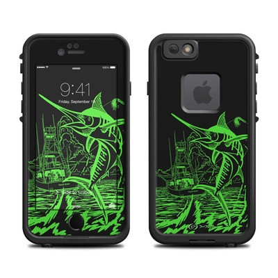 Lifeproof iPhone 6 Fre Case Skin - Tailwalker