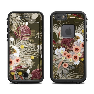 Lifeproof iPhone 6 Fre Case Skin - Teagan Pampas Grass