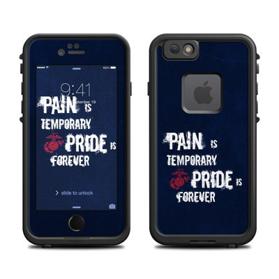 Lifeproof iPhone 6 Fre Case Skin - Pain is Temporary