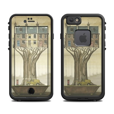 Lifeproof iPhone 6 Fre Case Skin - Terraced Houses