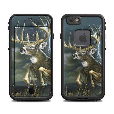 Lifeproof iPhone 6 Fre Case Skin - Thunder Buck