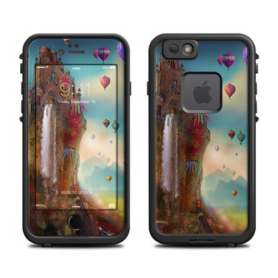 Lifeproof iPhone 6 Fre Case Skin - The Festival