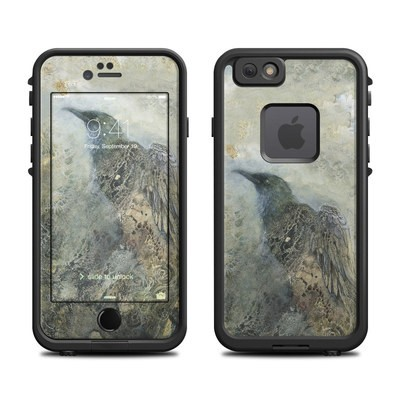 Lifeproof iPhone 6 Fre Case Skin - The Raven