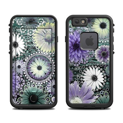 Lifeproof iPhone 6 Fre Case Skin - Tidal Bloom