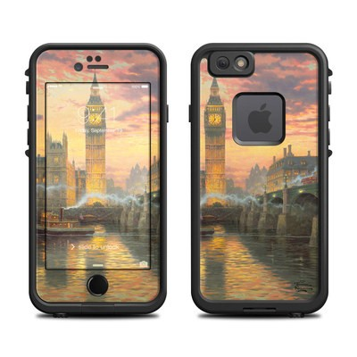 Lifeproof iPhone 6 Fre Case Skin - Thomas Kinkades London