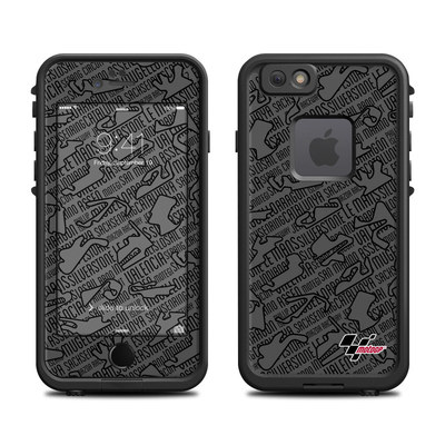 Lifeproof iPhone 6 Fre Case Skin - Tracked