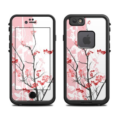 Lifeproof iPhone 6 Fre Case Skin - Pink Tranquility