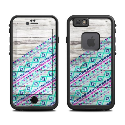 Lifeproof iPhone 6 Fre Case Skin - Traveler