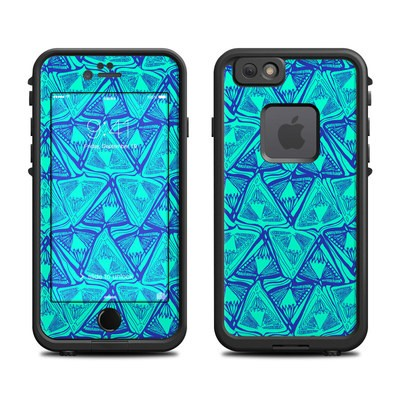 Lifeproof iPhone 6 Fre Case Skin - Tribal Beat