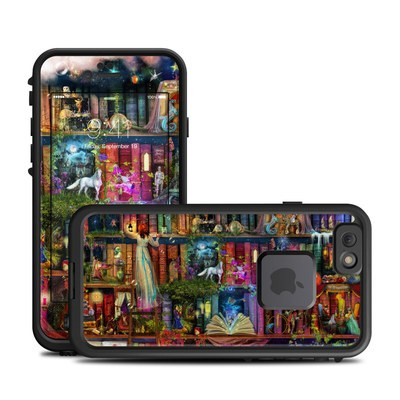Lifeproof iPhone 6 Fre Case Skin - Treasure Hunt