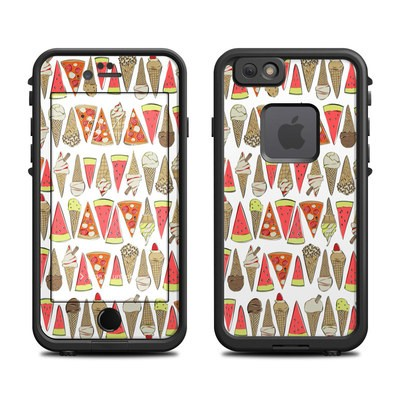 Lifeproof iPhone 6 Fre Case Skin - Treats