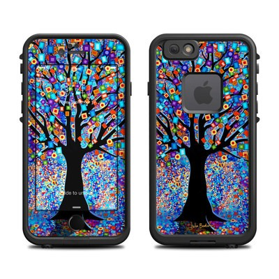 Lifeproof iPhone 6 Fre Case Skin - Tree Carnival