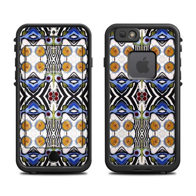 Lifeproof iPhone 6 Fre Case Skin - Tribal Sun