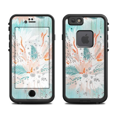 Lifeproof iPhone 6 Fre Case Skin - Tropical Fern