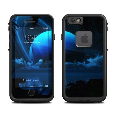 Lifeproof iPhone 6 Fre Case Skin - Tropical Moon