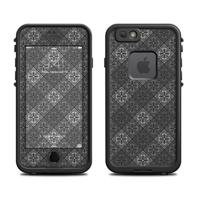 Lifeproof iPhone 6 Fre Case Skin - Tungsten