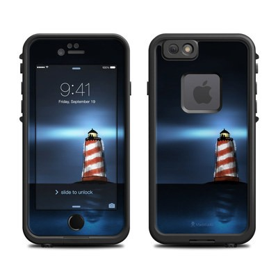 Lifeproof iPhone 6 Fre Case Skin - Two And The Lighthouse