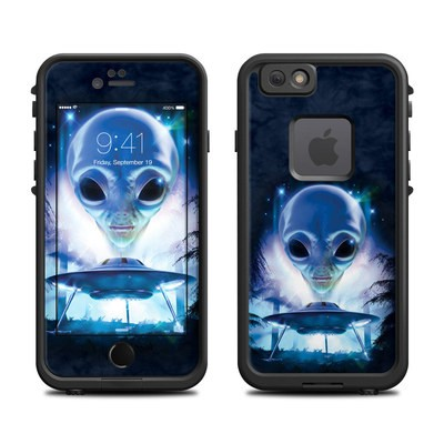 Lifeproof iPhone 6 Fre Case Skin - UFO