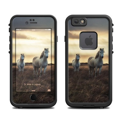 Lifeproof iPhone 6 Fre Case Skin - Hornless Unicorns