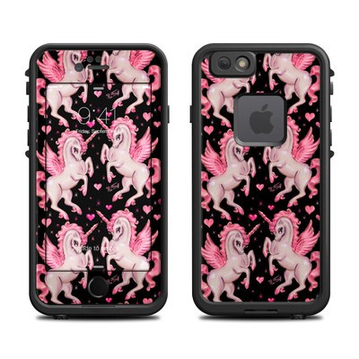 Lifeproof iPhone 6 Fre Case Skin - Unicorn Pegasus
