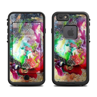 Lifeproof iPhone 6 Fre Case Skin - Universe