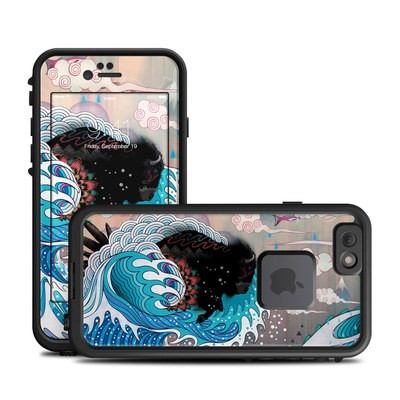 Lifeproof iPhone 6 Fre Case Skin - Unstoppabull